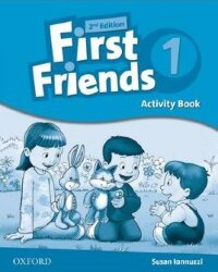 First Friends 1 Class Book and Activity Book (2nd edition)