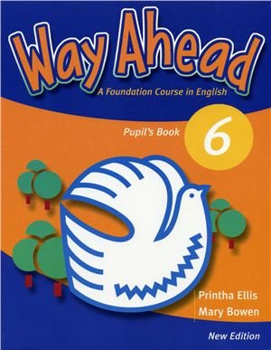 Way Ahead 6 Pupil's Book with CD-ROM + Workbook (New Edition)