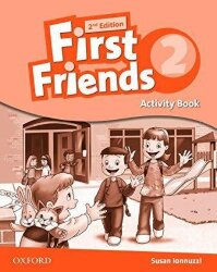 First Friends 2 Class Book and Activity Book (2nd edition)