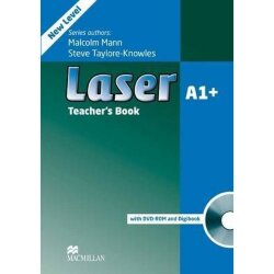 Laser A1+ Teacher's Book with DVD-ROM and Digibook (New Level)