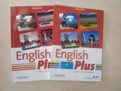 English Plus Kazakhstan Edition (Grade 7) Student's Book + Workbook