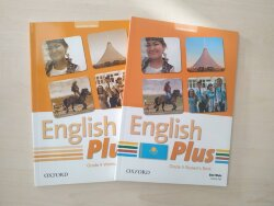 English Plus Kazakhstan Edition (Grade 9) Student's Book + Workbook