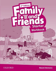 Family and Friends Starter Class Book+Workbook (2nd edition)