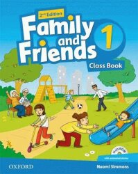 Family and Friends 1 Class Book+Workbook (2nd edition)