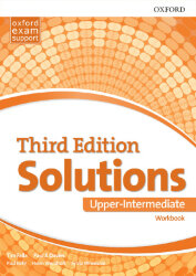 Solutions Upper-Intermediate Student's Book + Workbook (3rd edition)