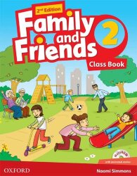 Family and Friends 2 Class Book+Workbook (2nd edition)