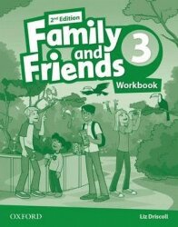 Family and Friends 3 Class Book+Workbook (2nd edition)