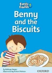 Benny and the Biscuits (Family and Friends 1)
