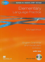 Elementary Language Practice with CD-ROM and key (3rd edition)