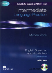 Intermediate Language Practice with CD-ROM and key