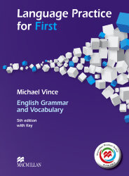 Language Practice for First (English Grammar and Vocabulary) 5th edition with key