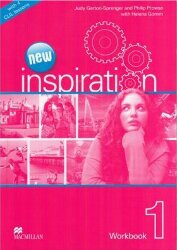 New Inspiration 1 Student's Book + Workbook