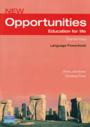 New Opportunities Elementary Student's Book + Language Powerbook