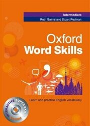 Oxford Word Skills Intermediate with Interactive Super-Skills CD-ROM