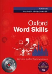 Oxford Word Skills Advanced with Interactive Super-Skills CD-ROM