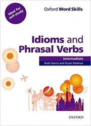 Idioms and Phrasal Verbs Intermediate