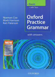 Oxford Practice Grammar Basic with Practice-Boost CD-ROM