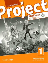 Project 1 Student's Book + Workbook (4th edition)