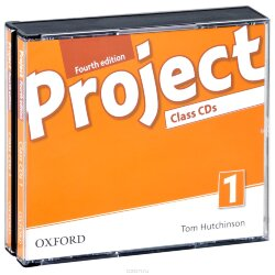 Project 1 Class CDs (4th edition)