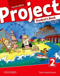 Project 2 Student's Book + Workbook (4th edition)