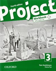 Project 3 Student's Book + Workbook (4th edition)