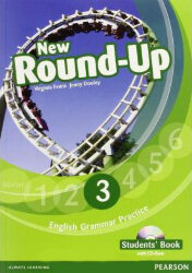 New Round-Up 3 Student's Book with CD-Rom