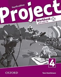 Project 4 Student's Book + Workbook (4th edition)