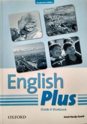 English Plus Kazakhstan Edition (Grade 6) Student's Book + Workbook
