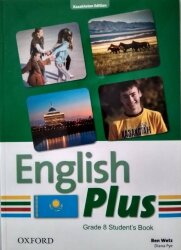 English Plus Kazakhstan Edition (Grade 8) Student's Book + Workbook